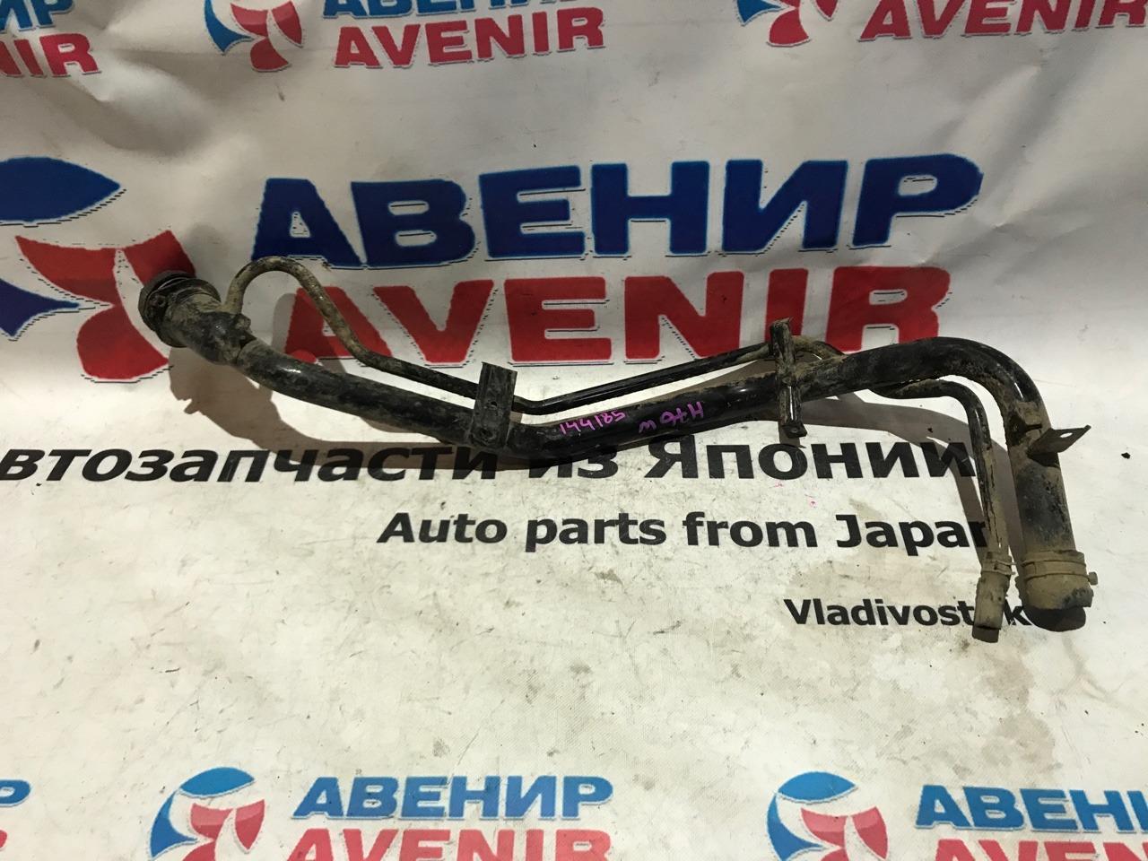 Горловина топливного бака Mitsubishi Pajero Io H76W