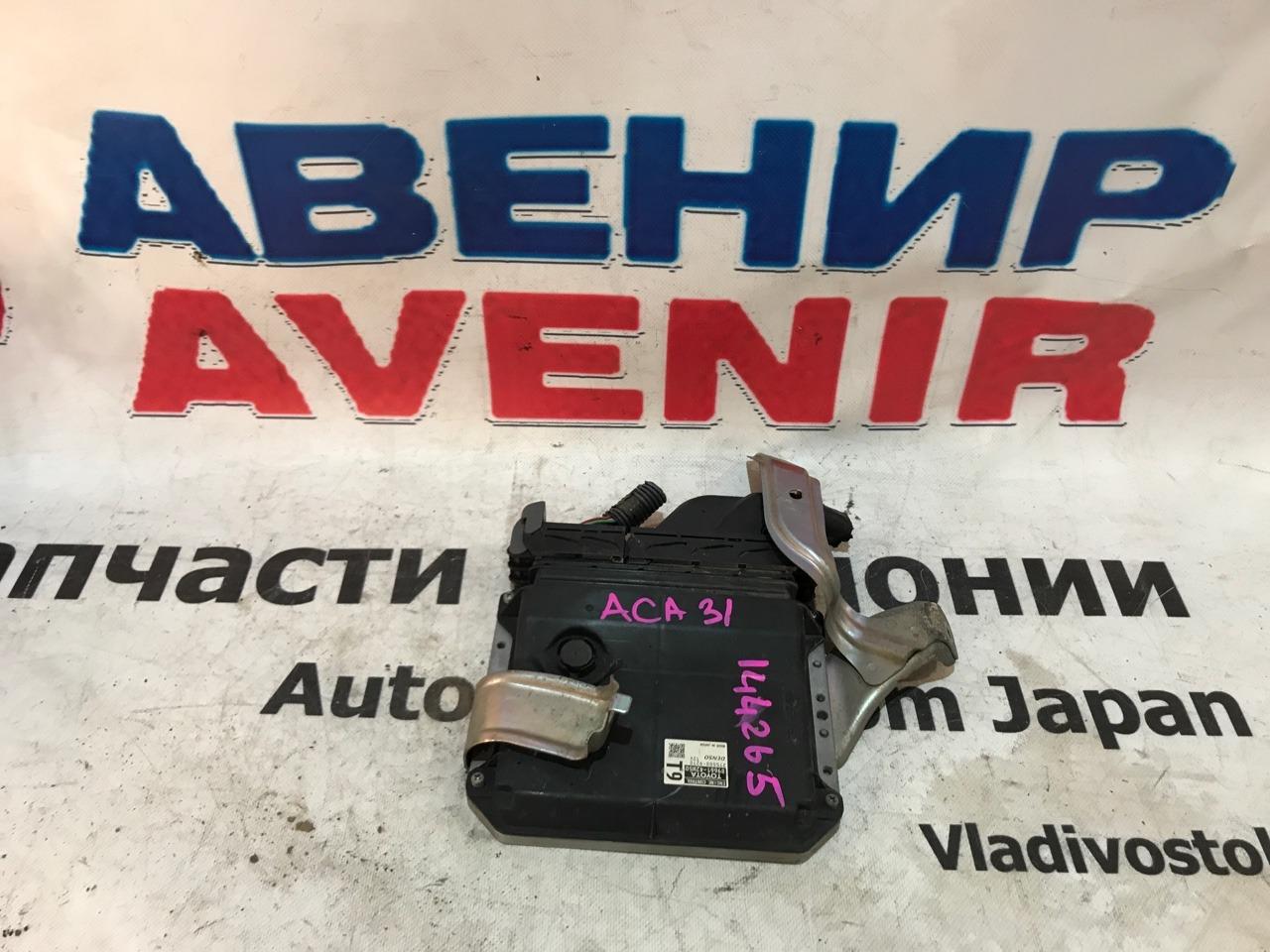 Блок управления efi Toyota Rav4 ACA31