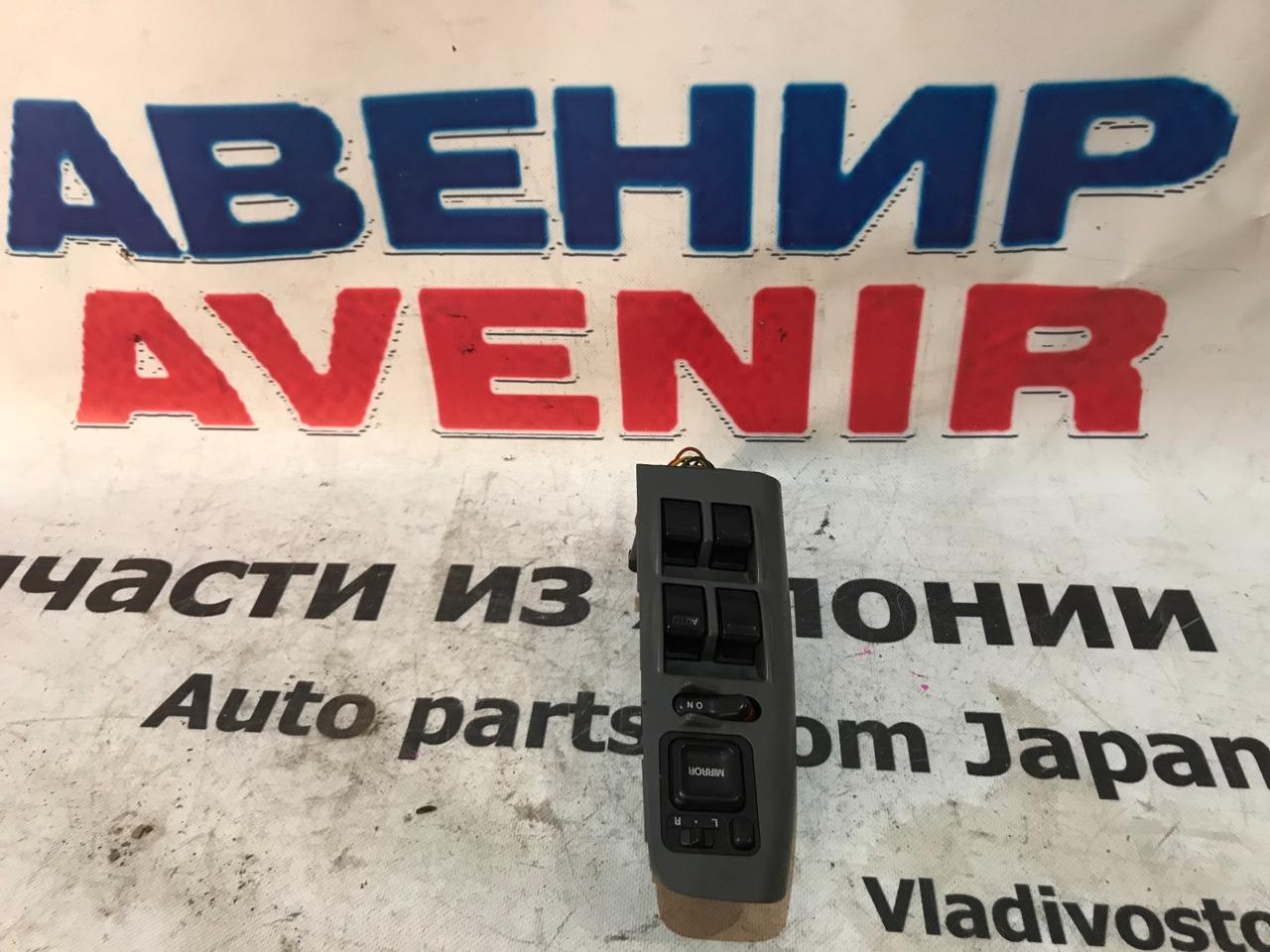 Блок управления стеклами Honda Odyssey RA1 передний правый