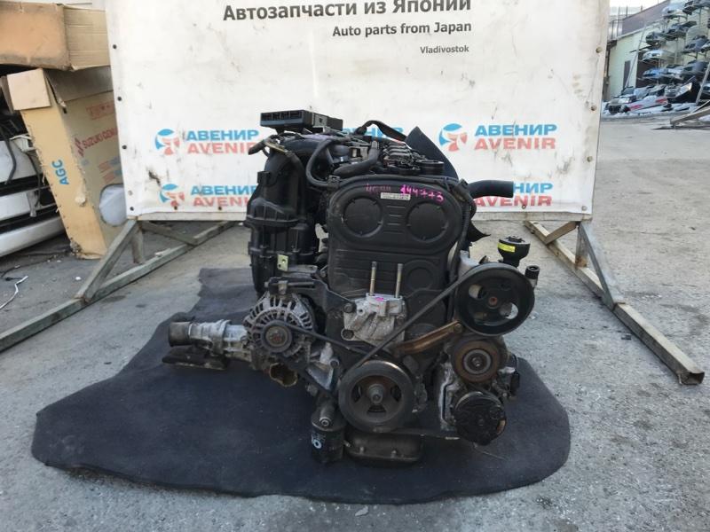 Двигатель Mitsubishi Galant EC7A 4G94