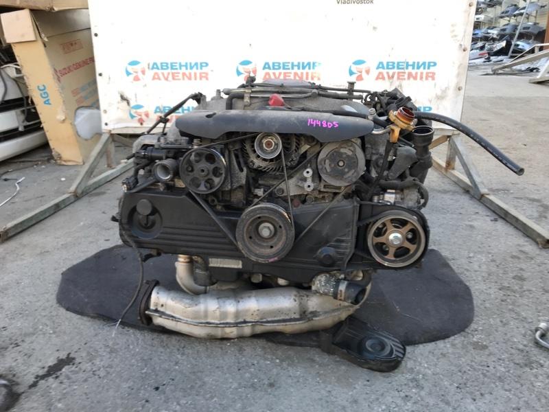Двигатель Subaru Impreza GH7 EJ203