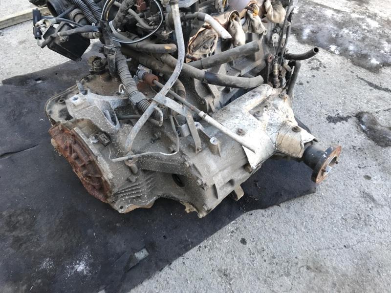 Акпп Mazda Axela BKEP LF-VE