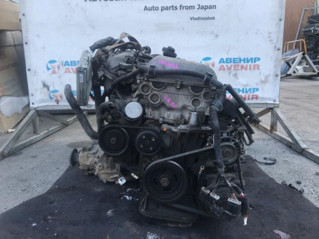 Двигатель Nissan Rasheen RKNB14 SR20DE