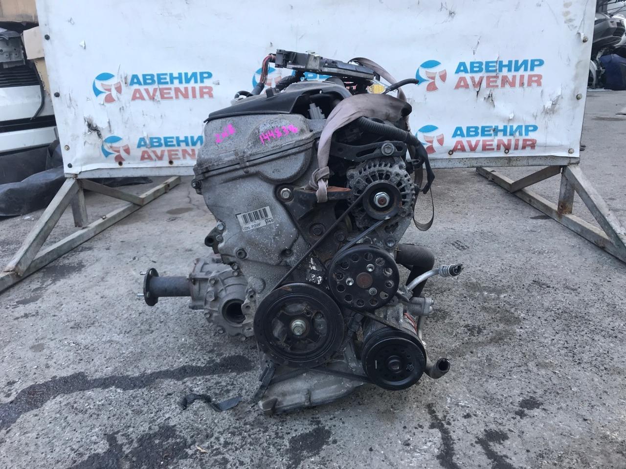 Двигатель Toyota Belta NCP96 2NZ-FE