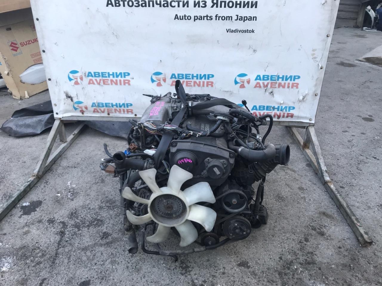 Двигатель Nissan Cedric ENY33 RB25DET