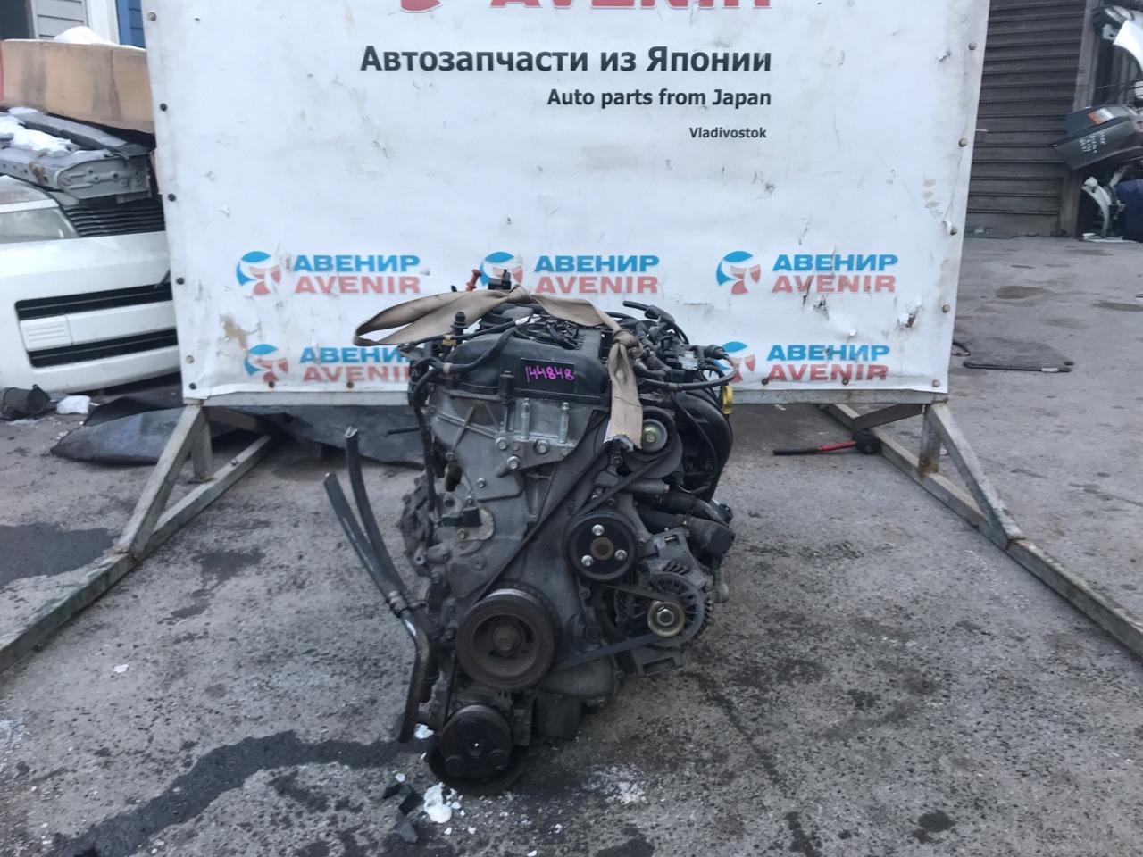 Двигатель Mazda Axela BK3P L3-VE