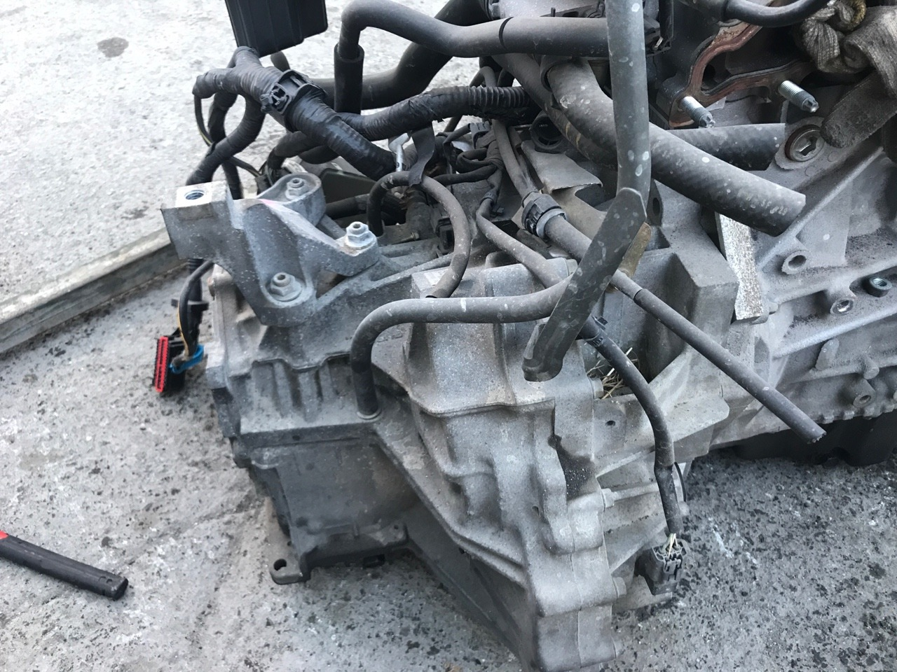 Акпп Mazda Axela BK3P L3-VE