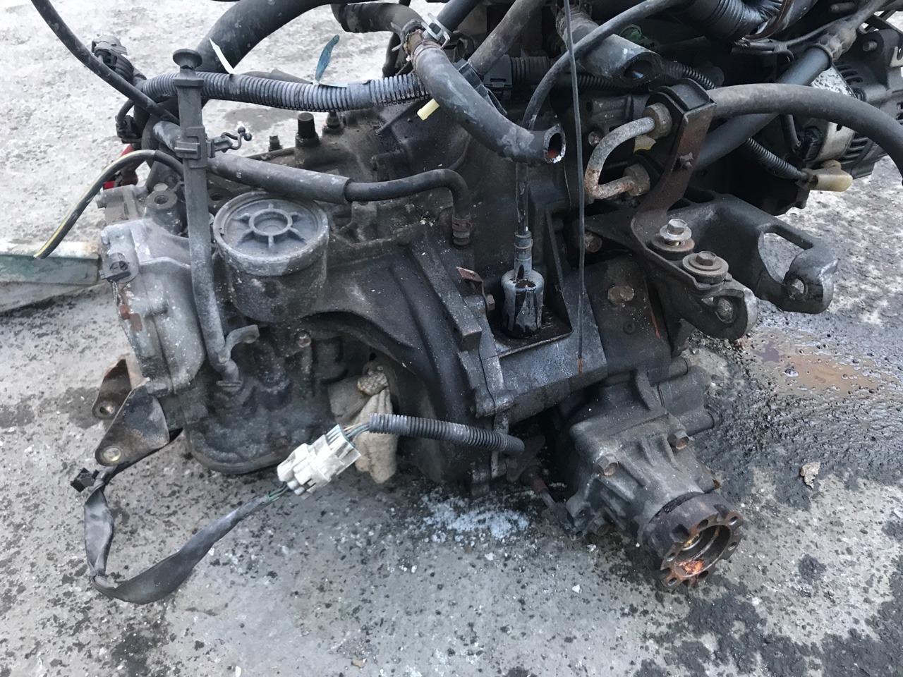Акпп Toyota Duet M110A EJ-VE