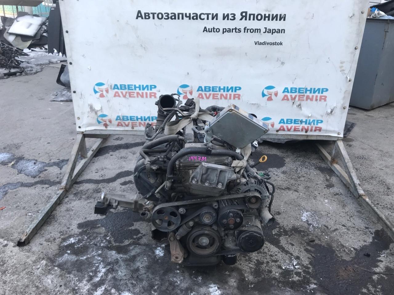 Двигатель Toyota Estima ACR40 2AZ-FE