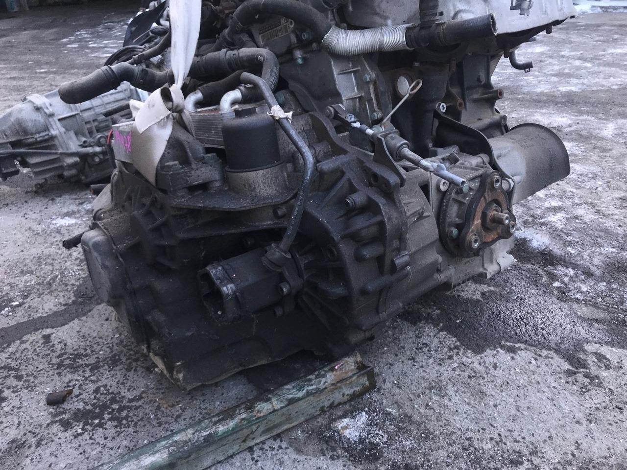 Акпп Audi A3 WAVZZZ8P76A0 BMJ