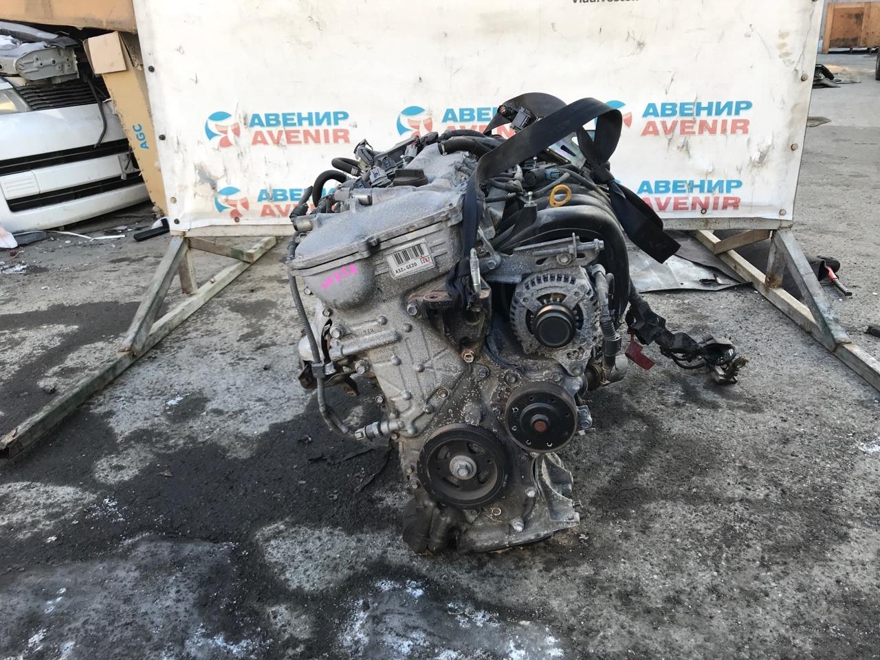 Двигатель Toyota Avensis ZRT272 3ZR-FAE