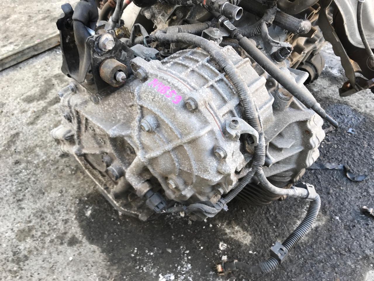 Акпп Toyota Avensis ZRT272 3ZR-FAE