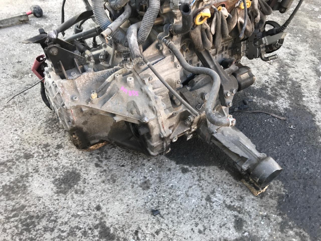 Акпп Toyota Wish ZNE14 1ZZ-FE