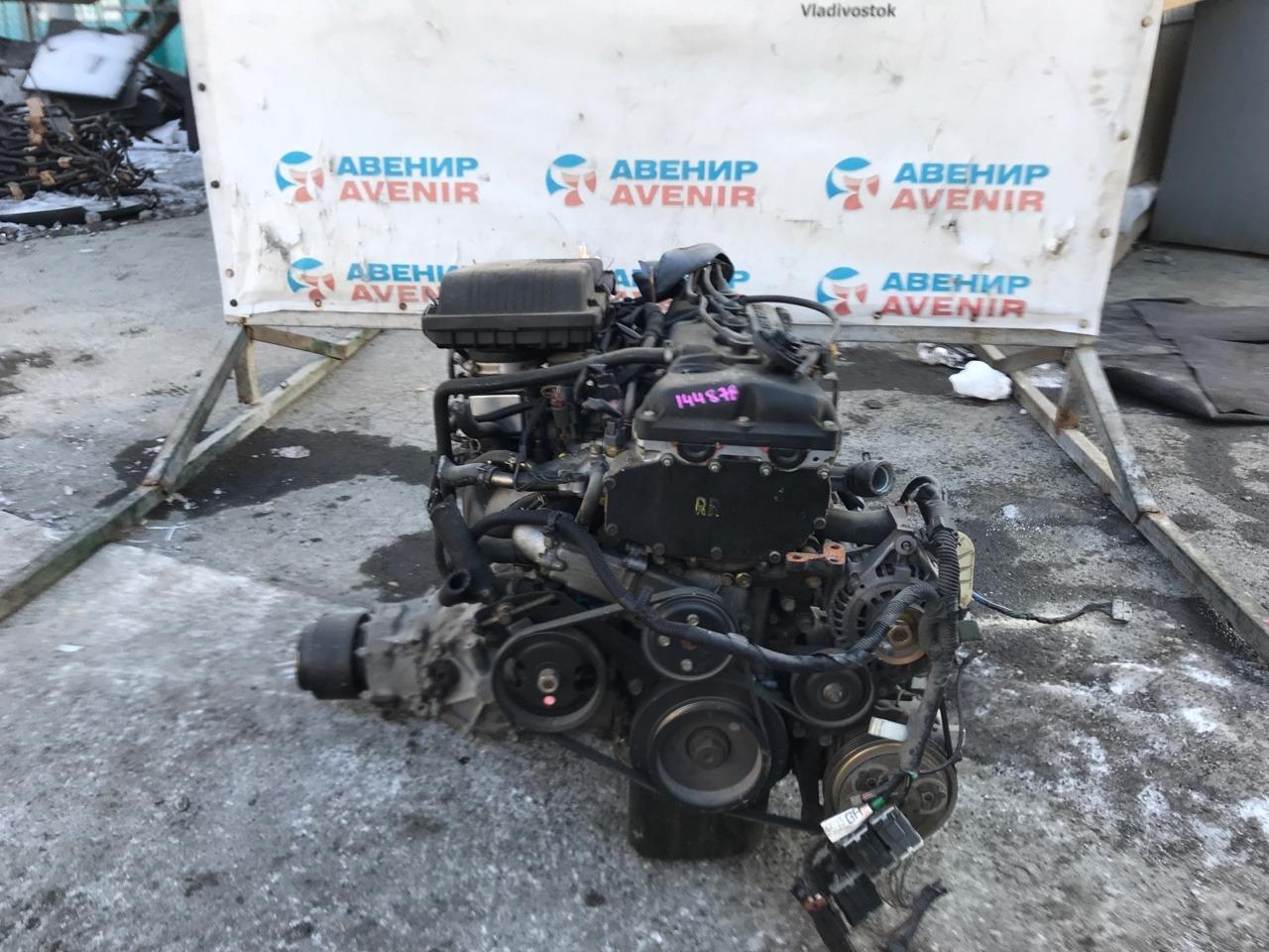 Двигатель Nissan Pulsar FNN15 GA15DE