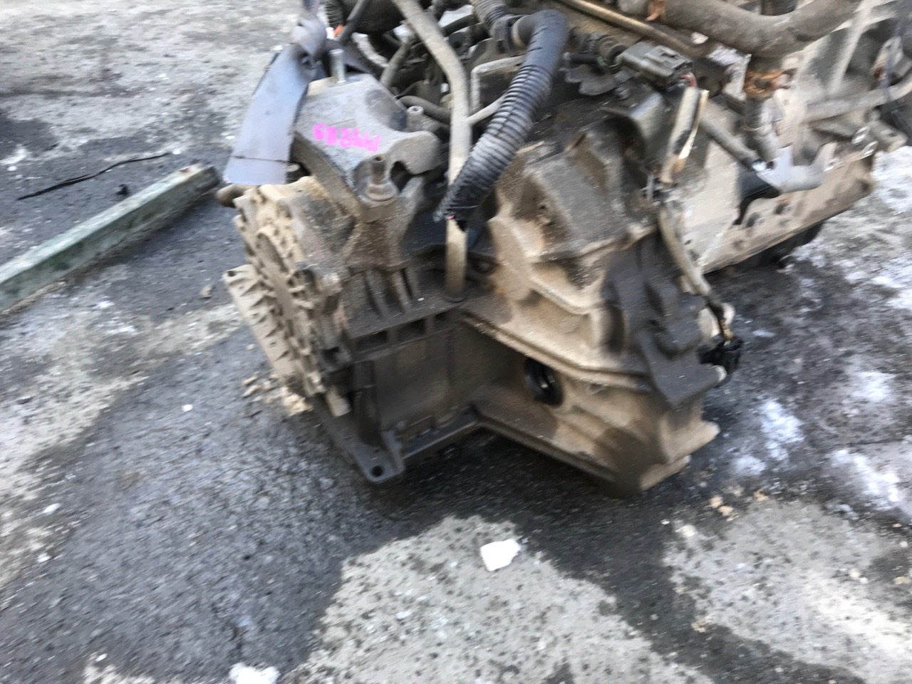 Акпп Mazda Demio DE3FS