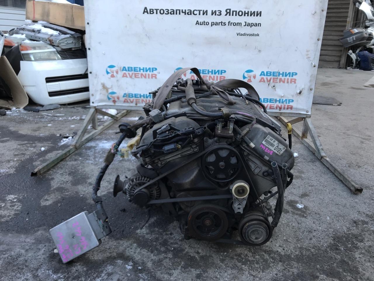 Двигатель Mazda Mpv LW5W GY