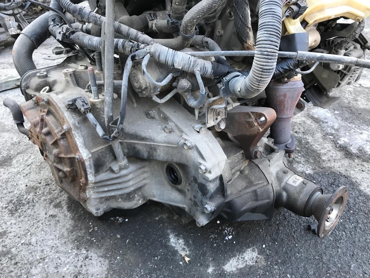 Акпп Mazda Mpv LW5W GY