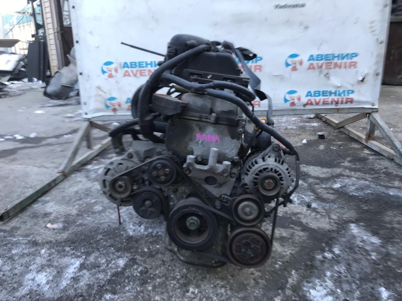 Двигатель Nissan March BNK12 CR14