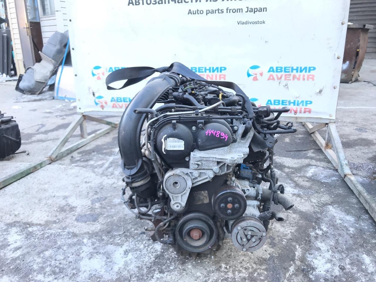 Двигатель Volvo B4164T