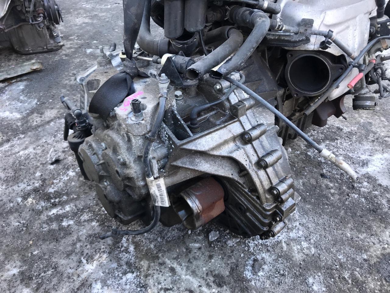 Акпп Volvo B4164T