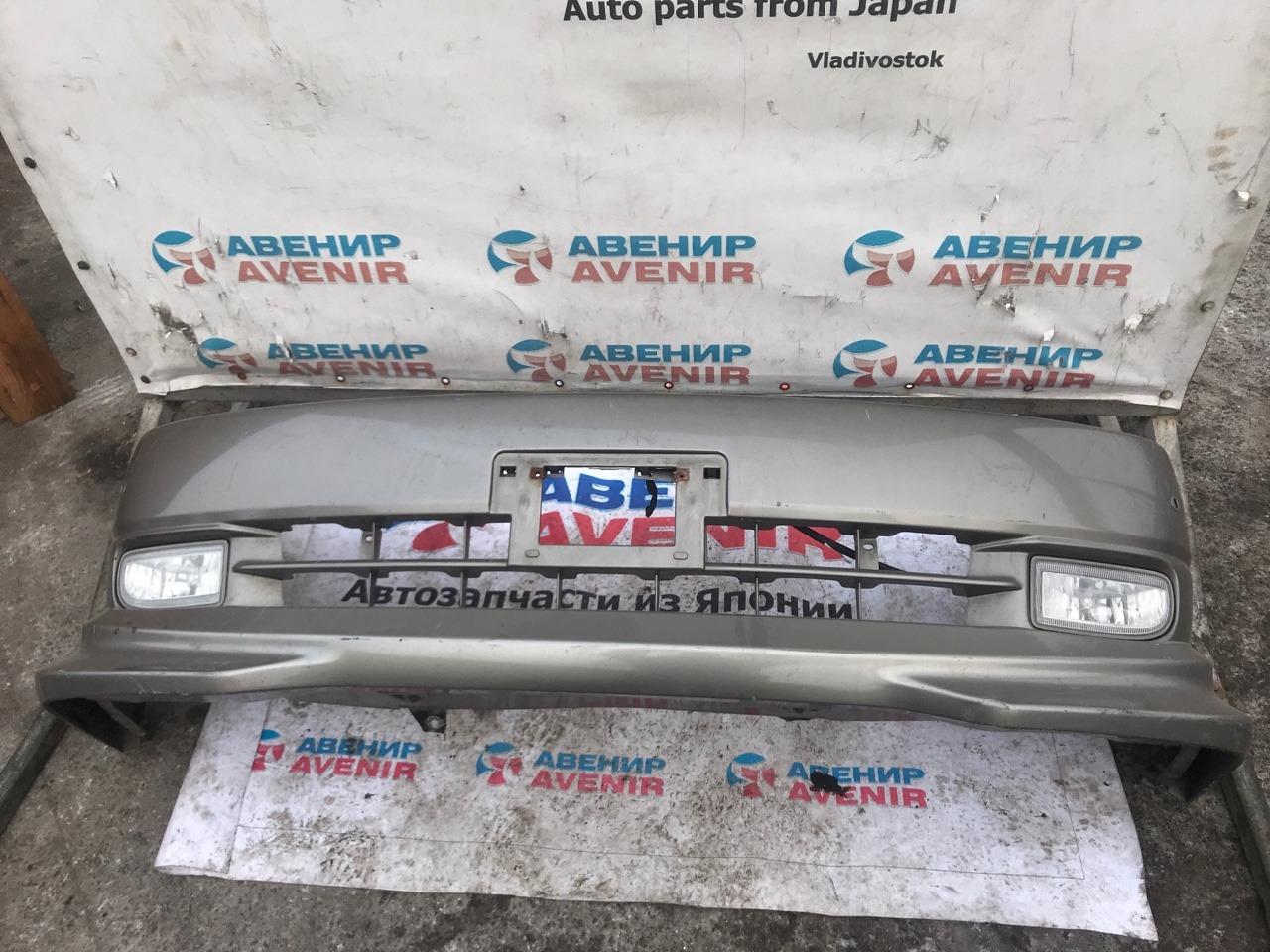 Бампер Toyota Granvia KCH16. KCH16W. VCH16. VCH16W. KCH46. KCH46 передний