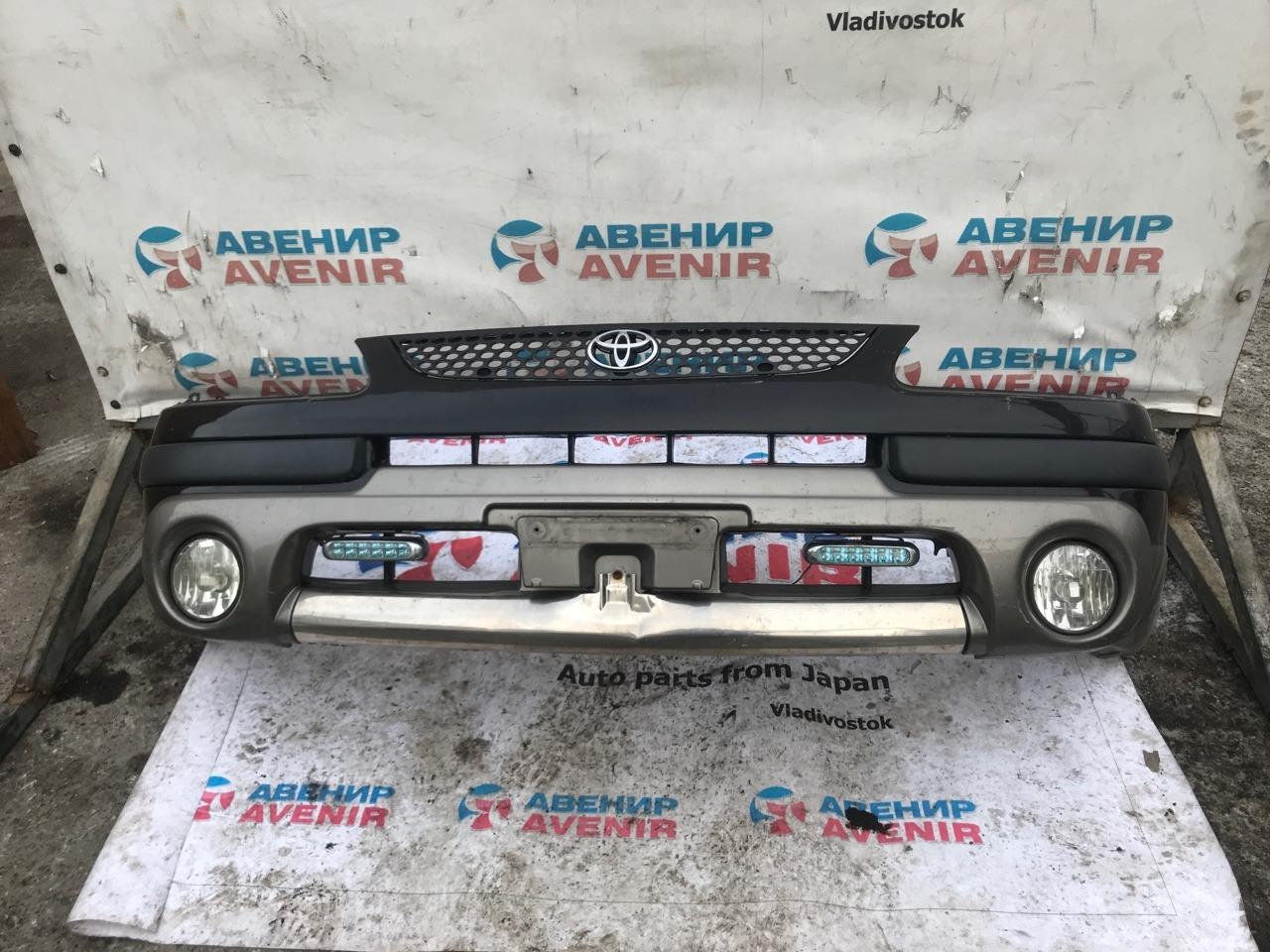 Бампер Toyota Corolla Spacio AE111 передний