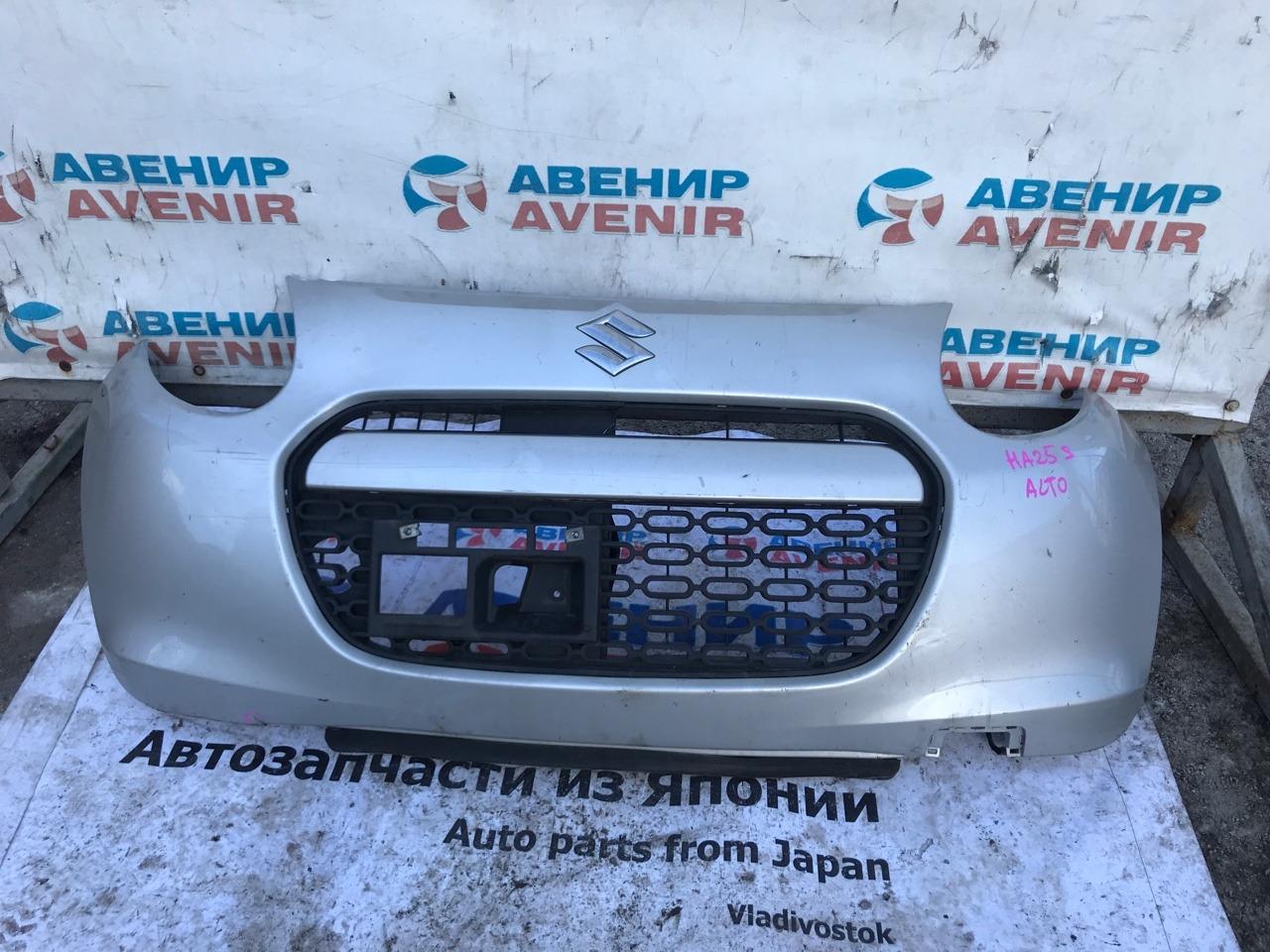 Бампер Suzuki Alto HA25S передний