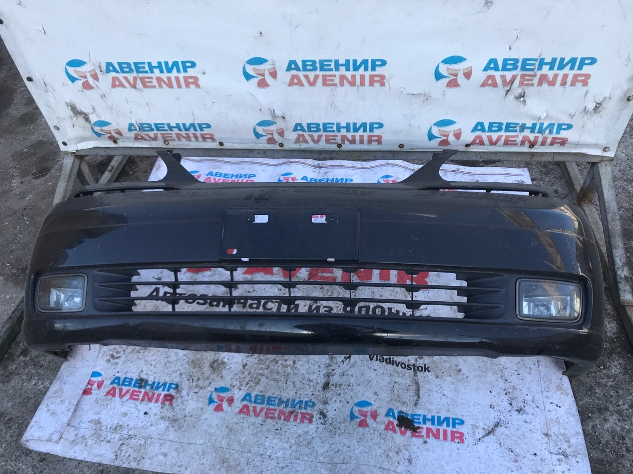 Бампер Nissan Serena C24 передний