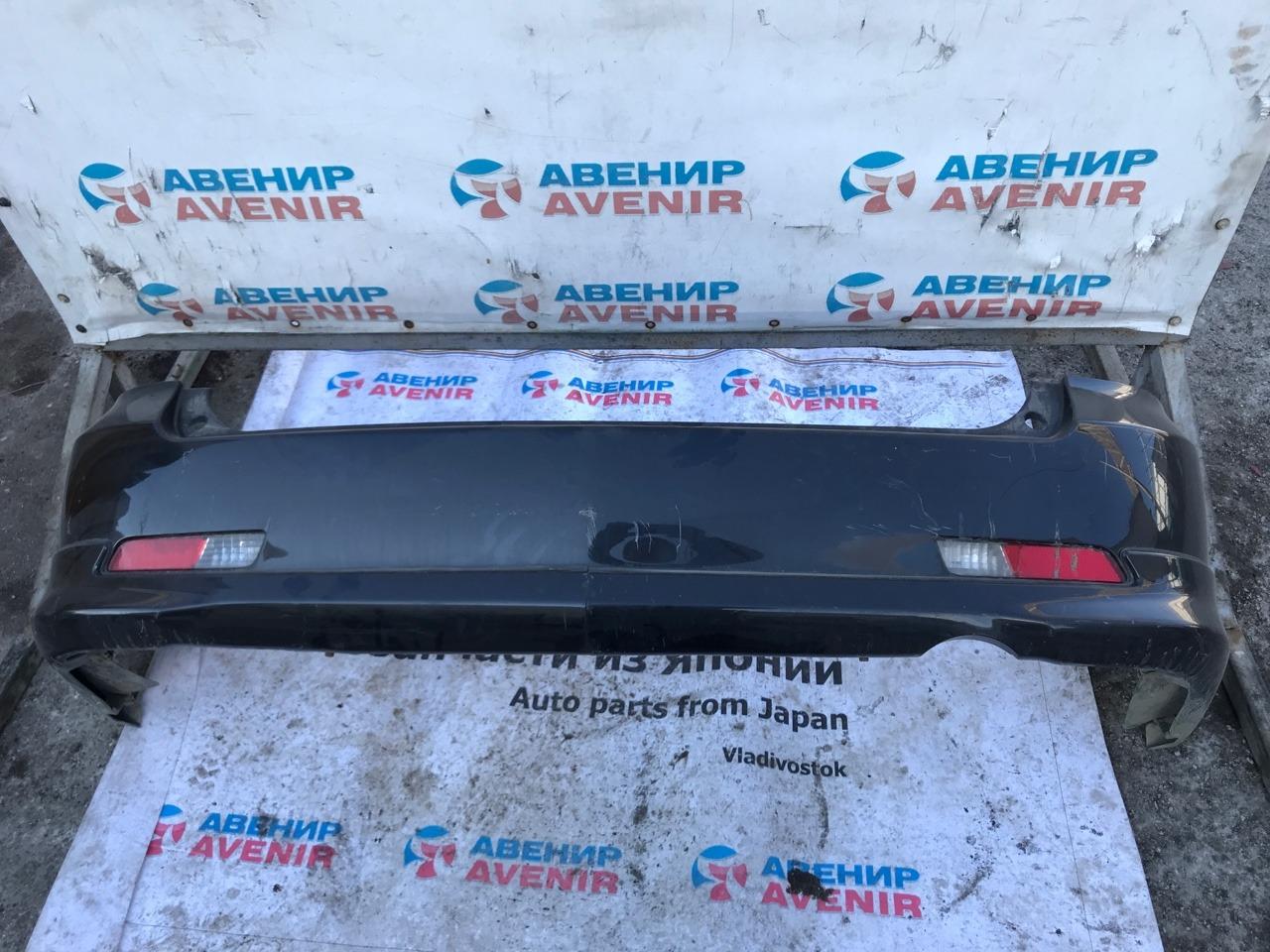 Бампер Toyota Caldina AZT241 задний
