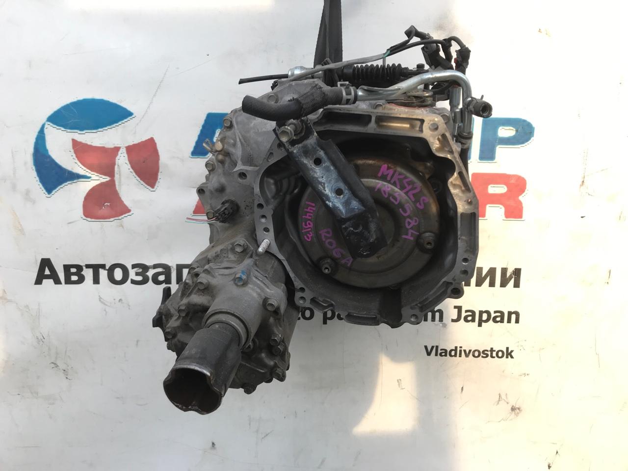 Акпп Suzuki Spacia MK42S R06A