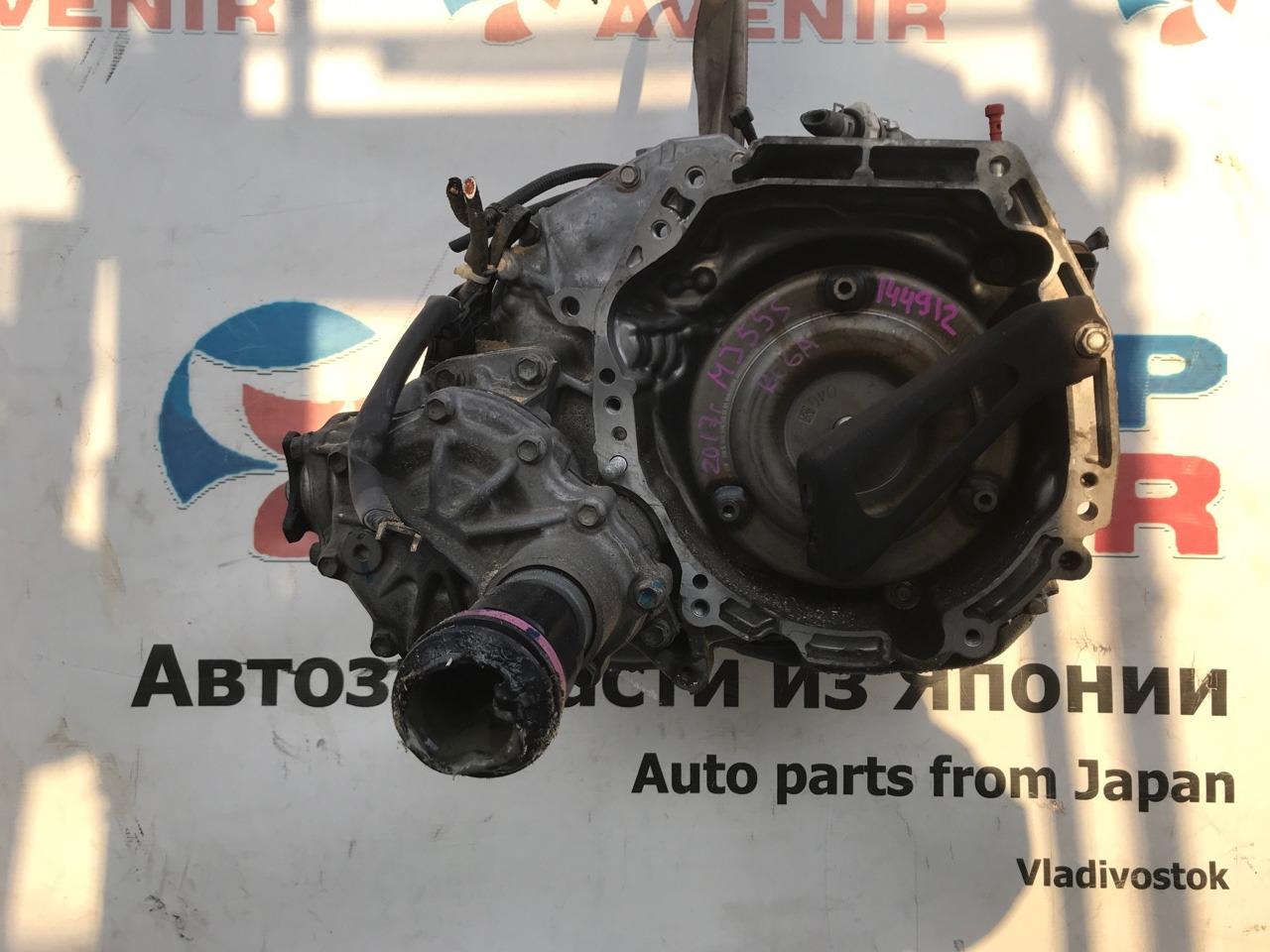 Акпп Mazda Flair MJ55S R06A