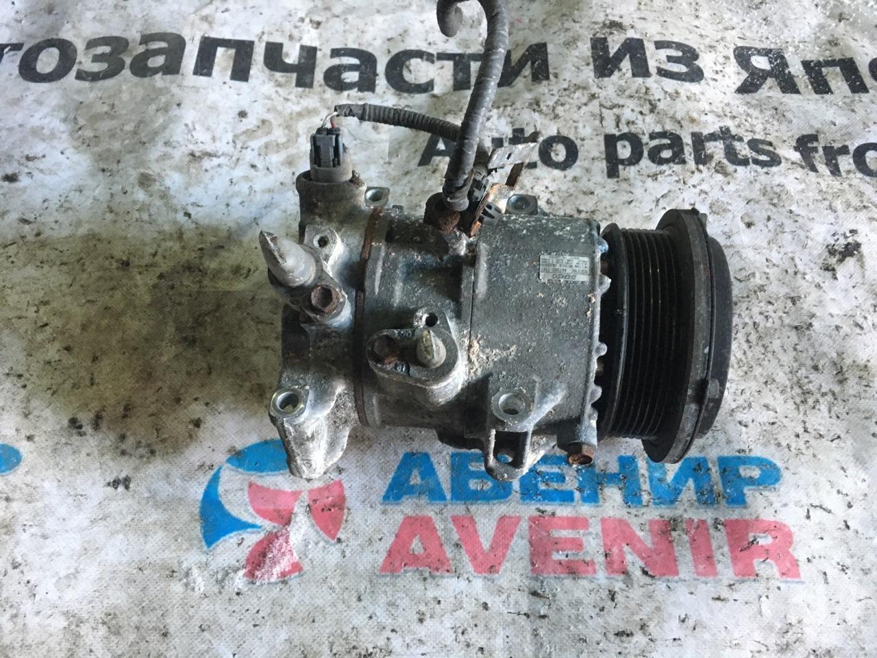 Компрессор кондиционера Toyota Estima ACR50 2AZ-FE