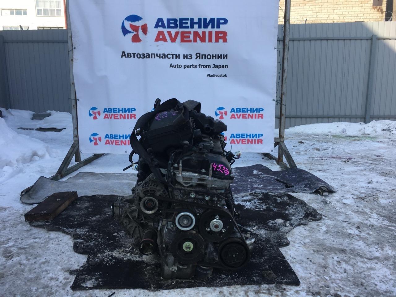 Двигатель Mazda Carol HB36S R06A