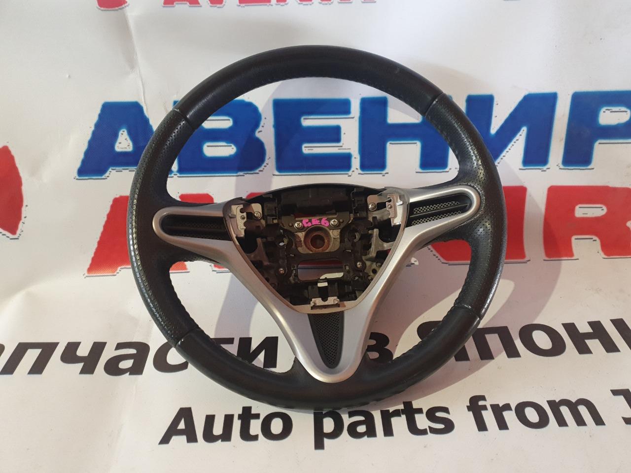 Руль Honda Fit GE6