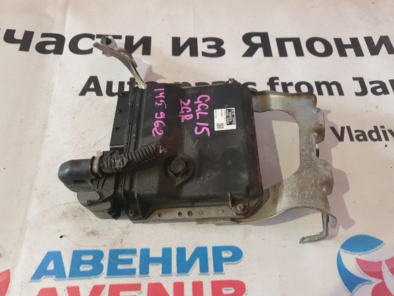 Блок управления efi Lexus Rx350 GGL15 2GR-FE