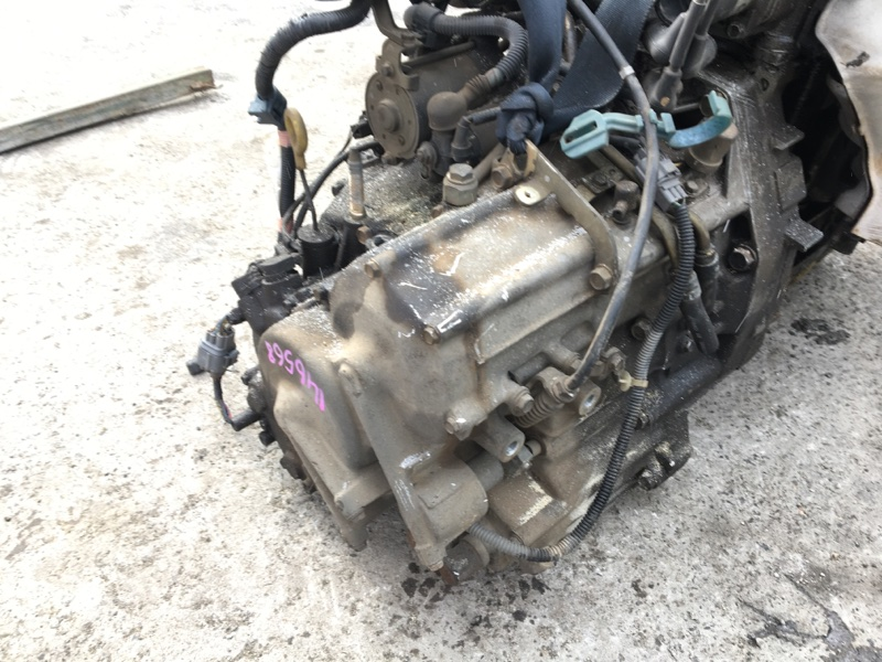 Акпп Honda Orthia EL3 B20B