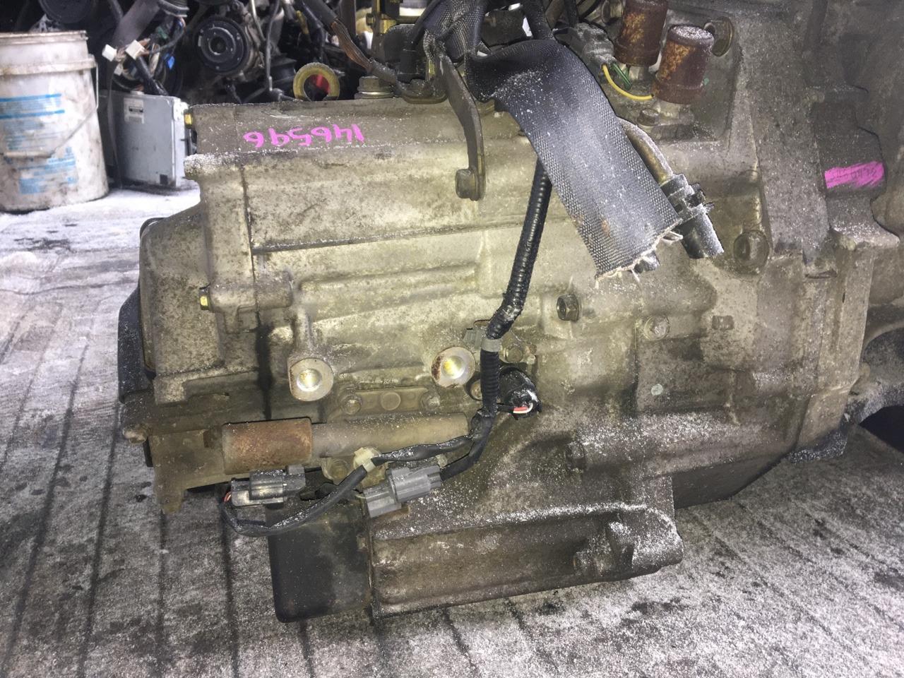 Акпп Honda Stepwgn RF1 B20B