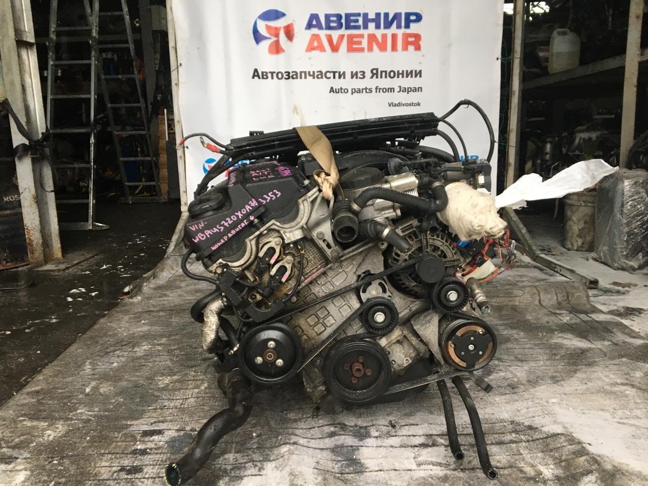 Двигатель Bmw 320I E91 N43B20