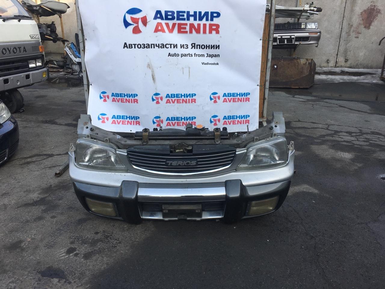 Nose cut Daihatsu Terios J100G HC-EJ
