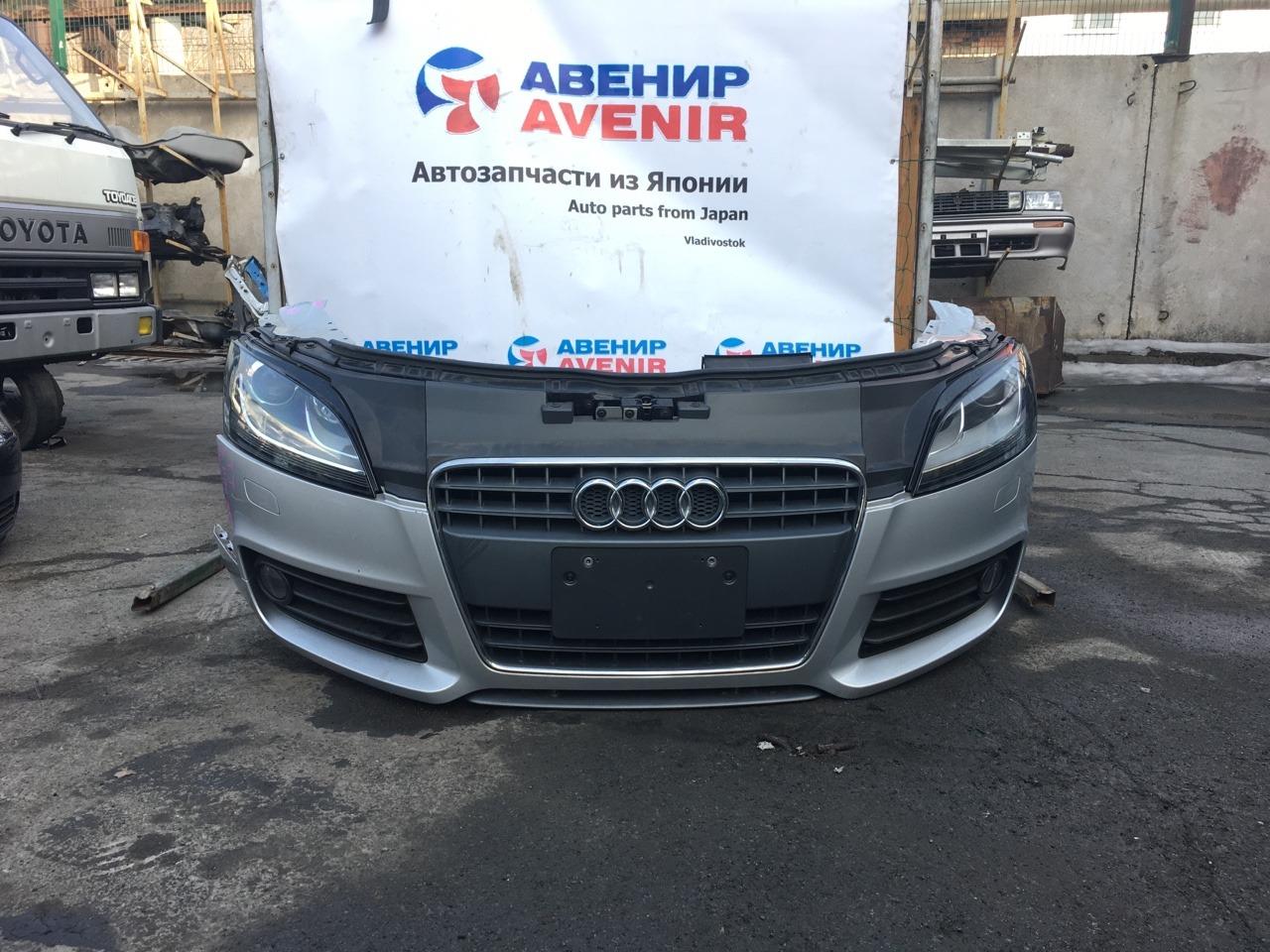 Nose cut Audi Tt 8J BWA