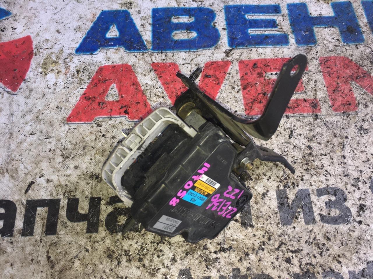 Блок abs Toyota Voltz ZZE136 1ZZ-FE