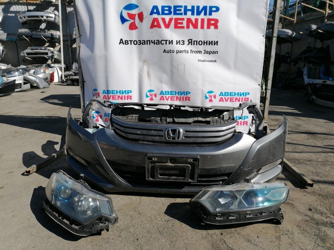 Nose cut Honda Insight ZE2 LDA