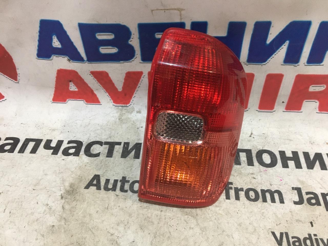 Стоп-сигнал Toyota Rav4 ACA21 задний правый