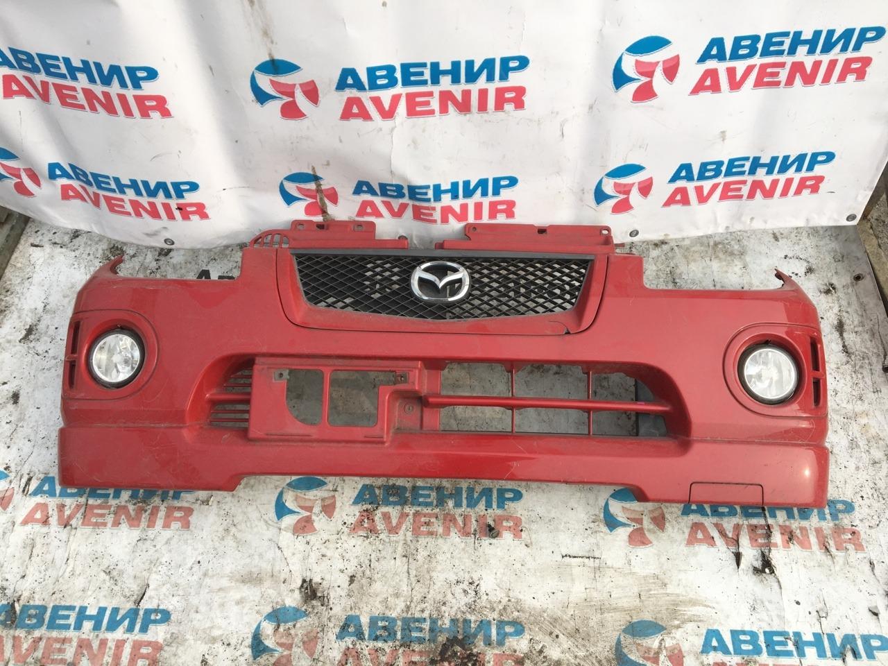 Бампер Mazda Laputa HP22S передний