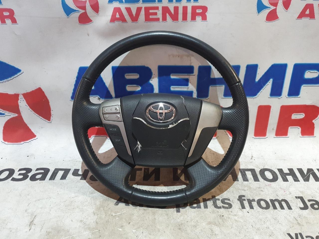 Руль Toyota Vellfire ATH20