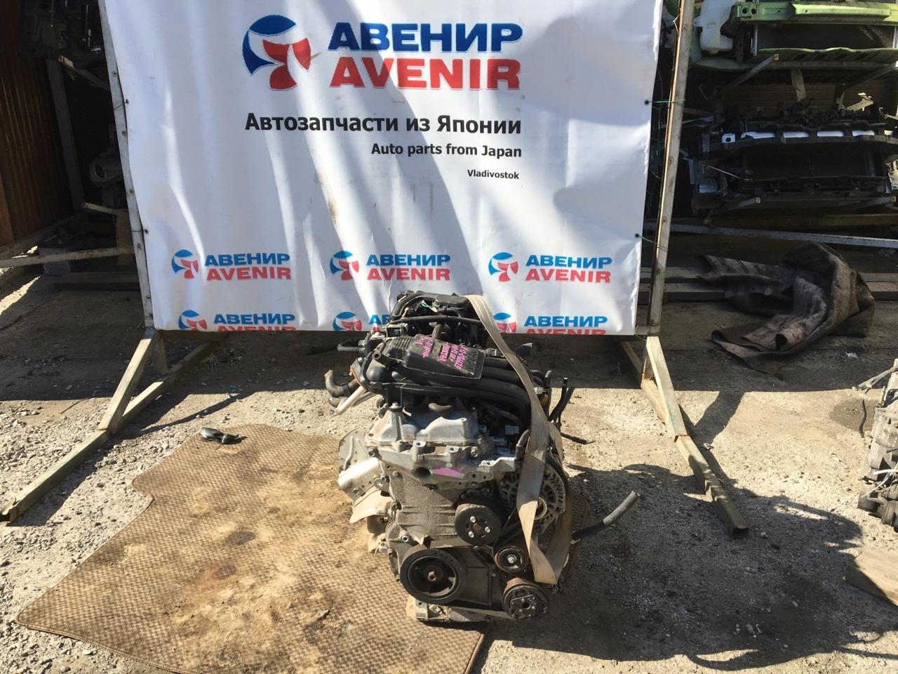 Двигатель Nissan Note E12 HR12DE