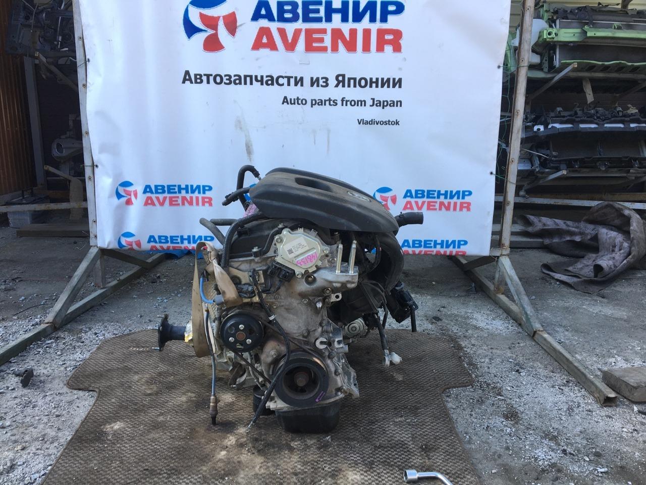Двигатель Mazda Axela BM5AS P5-VPS