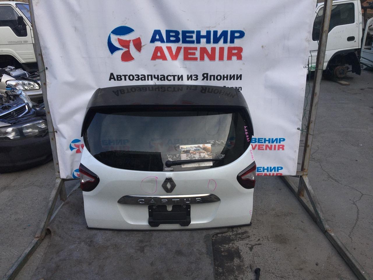 Дверь задняя Renault Captur VF12R401EE задняя