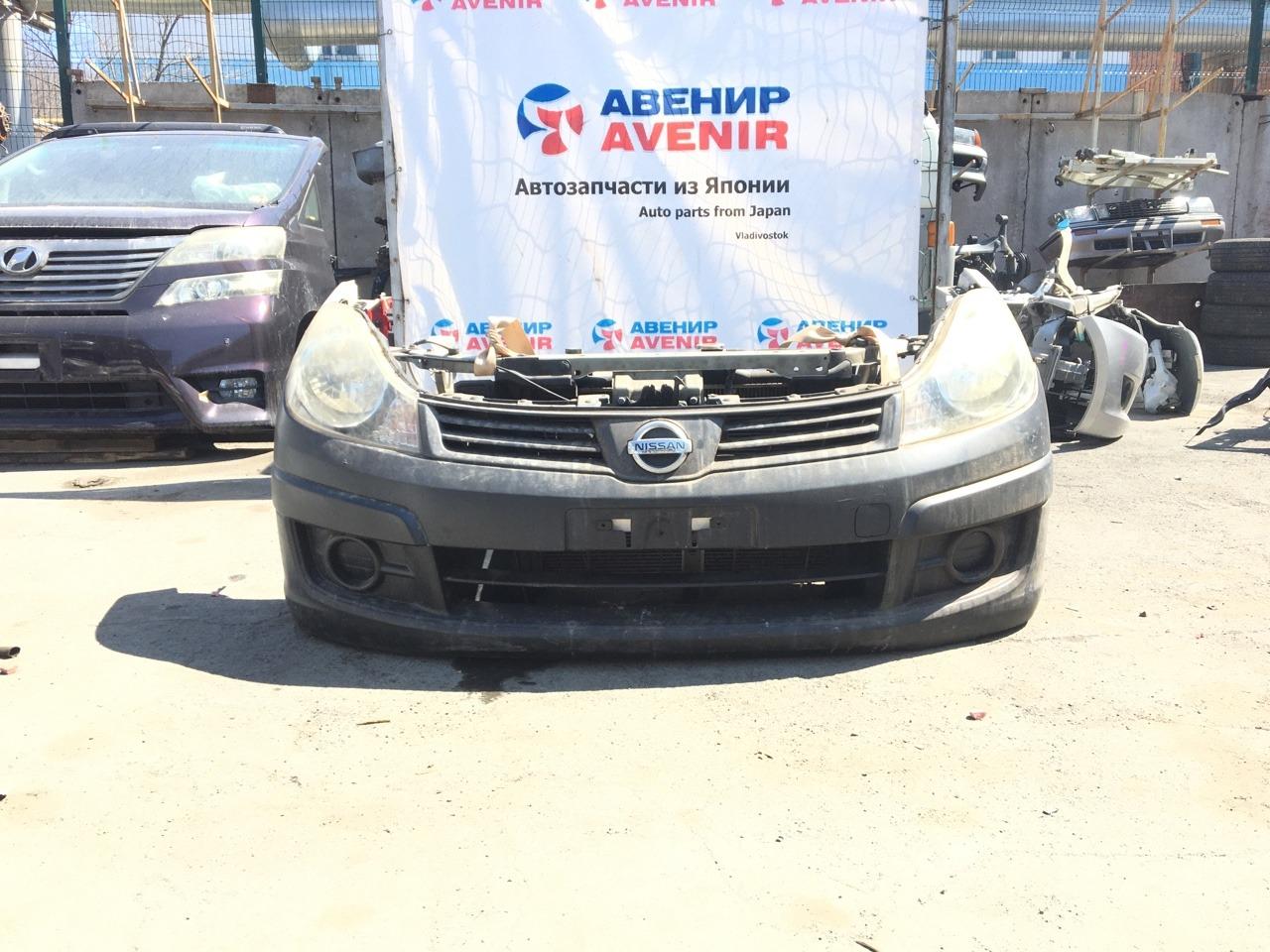 Nose cut Nissan Ad VZNY12 HR16DE