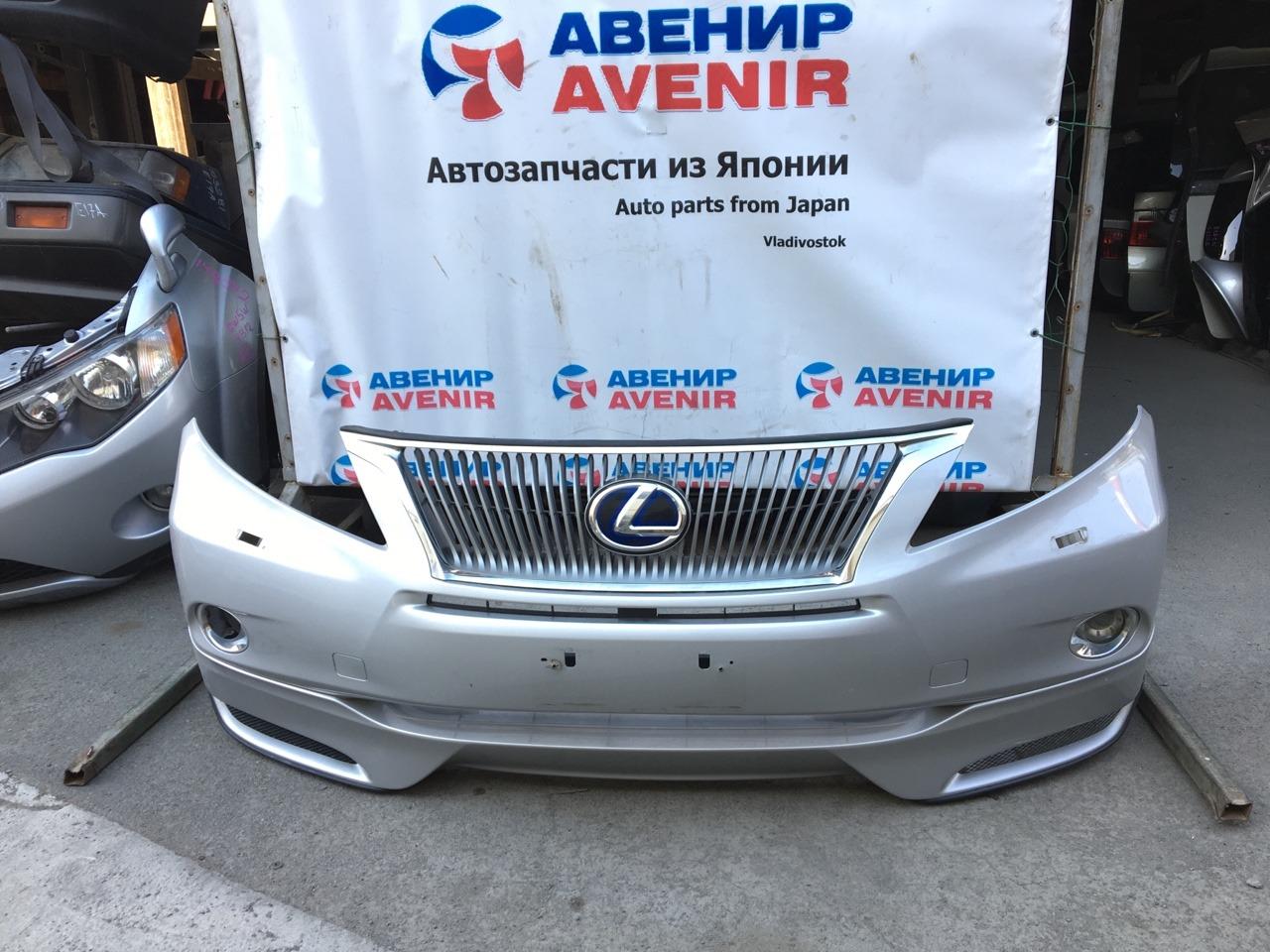 Бампер Lexus Rx450H GYL10W передний